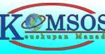 Logo bagian bawah komsos manado