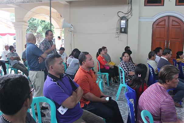 Foto Sosialisasi Pedoman DPP Kevikepan Tonsea Oktober 2017 2