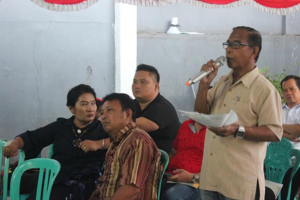 Foto Sosialisasi Pedoman DPP Kevikepan Tonsea Oktober 2017 3