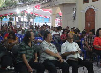 Foto Sosialisasi Pedoman DPP Kevikepan Tonsea Oktober 2017